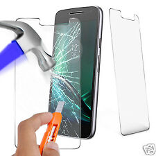 For Motorola Moto G4 Play - 100% Genuine Tempered Glass Film Screen Protector