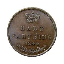 elf Great Britain Ceylon 1/2 Farthing 1844  Victoria