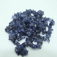 Iolite Chips Semi Precious Stone Gem Beads