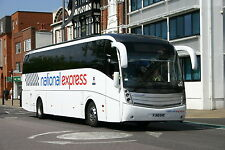 National Express liveried 917 FJ60EHE, Excelsior 6x4 Quality Bus Photo