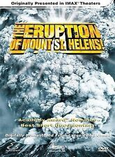 IMAX - The Eruption of Mount St. Helens (DVD, 2000) Very Good