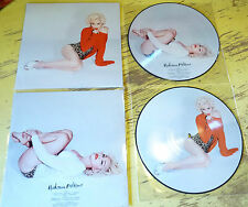 "MADONNA REBEL HEART 12"" LP PICTURE DISC VERY  LIMITED MDNA FAN CLUB CANADA"