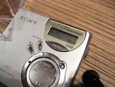 Sony MD n510 + USP PC walkman MiniDisc Player/grabador + Sonic Stage (169)