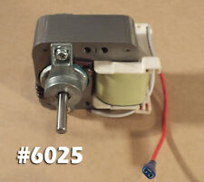 Replacement Motor for Chicago Electric Single Drum Rotary Rock Tumbler - 6025