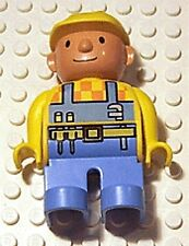 LEGO 9119 - DUPLO - Figure, Male, Bob the Builder