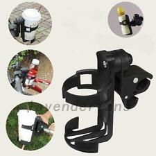 New Motorcycle Bicycle Drink Water Bottle Cup Holder Mount Cage Quick Release