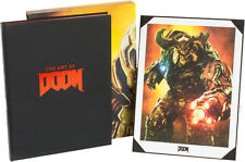 DOOM - The Art of Doom: Limited Edition Hard Cover Book (Dark Horse) #NEW
