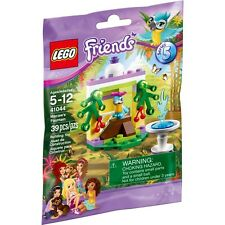 Lego 41044 Friends -Macaw's Fountain - Series 5 - Poly Bag - New
