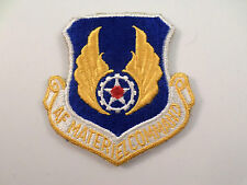 Af Materiel Command Velcro Backed Uniform Military Patch  #Mtyl20