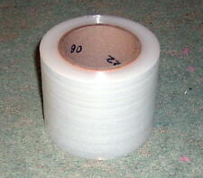 CLEAR STRETCH PALLET WRAP ~~HEAVY DUTY 100mm x 300m LONG FREE SAME DAY SHIPPING~