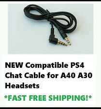 PS4 Replacement Chat Cable Talkback for Astro Headset A40 A50 A30 Gaming COD BF4