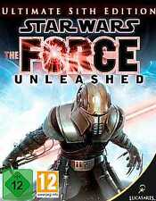 STAR WARS THE FORCE UNLEASHED ULTIMATE SITH EDITION * Neuwertig