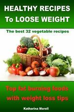 HEALTHY RECIPES to LOOSE WEIGHT- Top Fat Burning Foods with Weight Loss Tips...