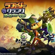 Used PS3 Ratchet & Clank: All 4 One SONY PLAYSTATION 3 JAPAN JAPANESE IMPORT
