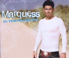 Marquess El temperamento (2006) [Maxi-CD]