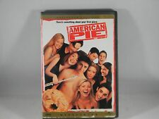 American Pie (DVD, 1999, R-Rated Version Collectors Edition Widescreen)