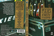 Used DVD - PIXIES ACOUSTIC - Live in Newport -