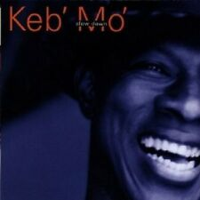 "KEB' MO' ""SLOW DOWN"" CD NEUWARE"
