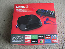 Brand New Roku 3 Digital HD 1080P Streaming Media Player (4230R)