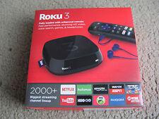 Brand New Roku 3 Digital HD 1080P Streaming Media Player (4230R)