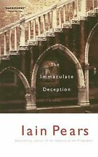 The Immaculate Deception Pears, Iain Paperback