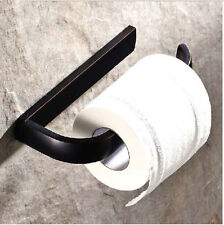 Oil Rubbed Bronze Bathroom Toilet Paper Holder Tissue Paper Holder Wall Mounted