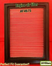 AF4675 Engine Air Filter 300ZX Juke Rouge Sentra 2.5L & 1.8L  & FX35 FX50 M56