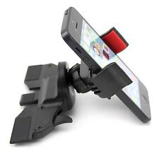 Practical Car CD Slot Mount Stretchable Clip Stand Holder For iPhone Samsung GPS