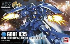 HG Gundam Build Fighters Gouf R35 1/144 model kit Bandai 015
