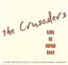Live in Japan by The Crusaders (CD, May-2008, PRA Records)