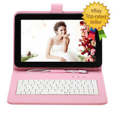 """9""""Inch Android 4.4 Google Quad Core Dual Camera Wifi TABLET PC Free Keyboard 8GB"""