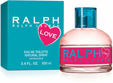 Ralph LOVE by Ralph Lauren PERFUME EDT Spray 3.4 OZ NEW IN BOX JUST RELEASED !