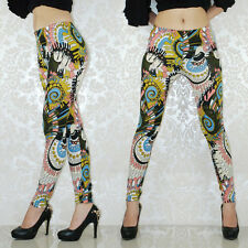 PATTERNED LEGGINGS NEW FASHION QUALITY GORGEOUS PRINT