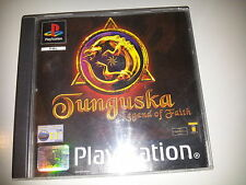PS1 GAME TUNGUSKA
