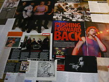 AUDIOSLAVE - MAGAZINE POSTER/CUTTINGS COLLECTION (REF T6)