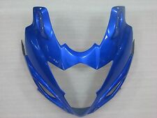 Front upper nose Fairing For SUZUKI Katana 650 GSX650F 2008-2011 Plastic Blue