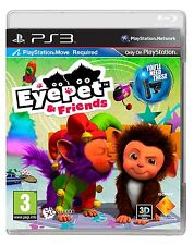 Eyepet & friends-move required (PS3)