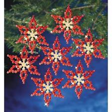 Sensational Ornament Beading Kits Ebay Easy Diy Christmas Decorations Tissureus