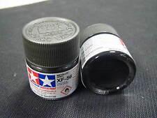"""Tamiya """"Mini"""" Acrylic model paint - XF-56 81756 Metallic Gray Grey (flat)"""