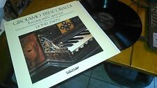 GIROLAMO FRESCOBALDI TOCCATAS AND CAPRICCIOS LIONEL PARTY STEREO RECORD ALBUM