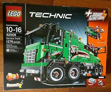 LEGO Technic 42008 Service Truck Brand New Sealed Box Free Shipping Global