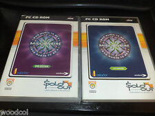 Who Wants To Be A Millionaire - 1st & 2nd Edition  pc game