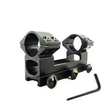 New Pro High Quality Tall Tactiacl RIFLE Scope Ring Mount for 20MM Weaver Rail
