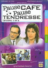 Pause Café, Pause Tendresse : épisodes 7 & 8 (avec Véronique Jannot) (2 DVD)