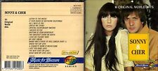 Sonny & Cher cd album - 16 Original World Hits ,Australian pressing