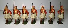 Britains Pre War Set # 196 Greek Evzones