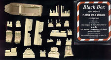 BLACK BOX 48015 - F-105G WILD WEASEL COCKPIT SET - 1/48 RESIN KIT