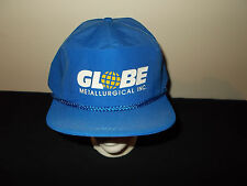 VTG-1990s Glove Mettalurgical Inc rope snapback hat sku17