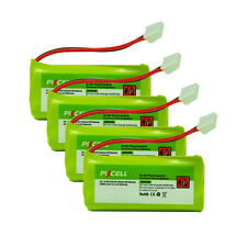4×2.4V Cordless Phone Battery For AT&T BT18433 BT28433 BT184342 Vtech BT28434