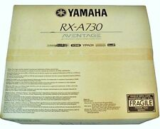 Yamaha RX-A730 Aventage 7.2 Channel Airplay Network 2-zone Receiver Home Theater
